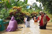 Tinjau Lokasi Banjir, Bupati Kapuas Hulu minta BPBD segera data masyarakat terkena Banjir
