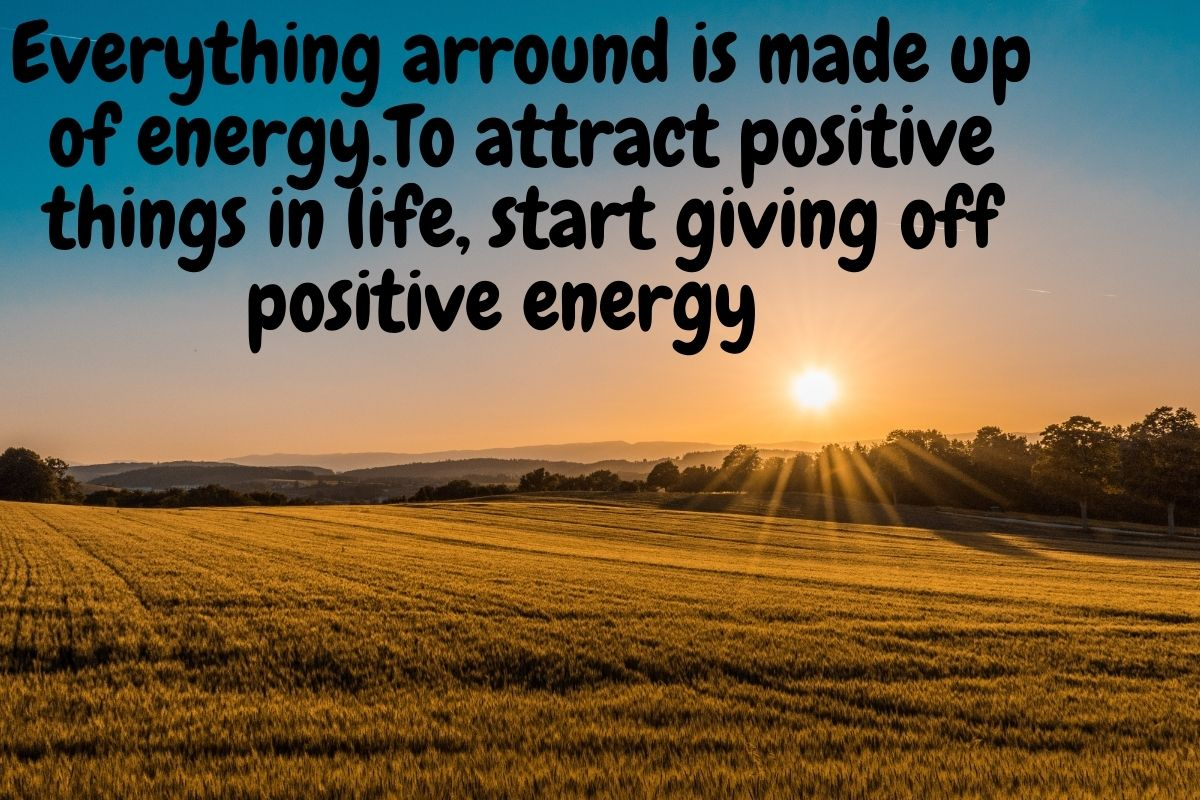 positive energy image