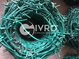 Pemasangan Kawat Duri PVC | Jual Kawat Duri PVC