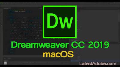 Adobe Dreamweaver CC 2019 19.2.1 Free Download