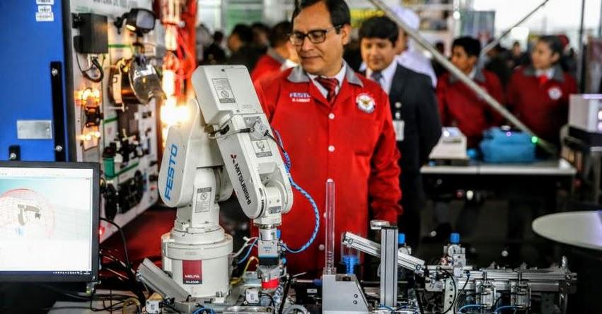Ejército Peruano organiza feria de ciencia, tecnología e innovación - Innova 2018