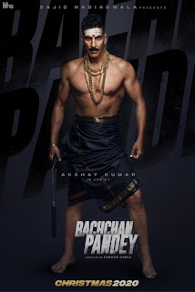 Bachchan Pandey First Look Poster