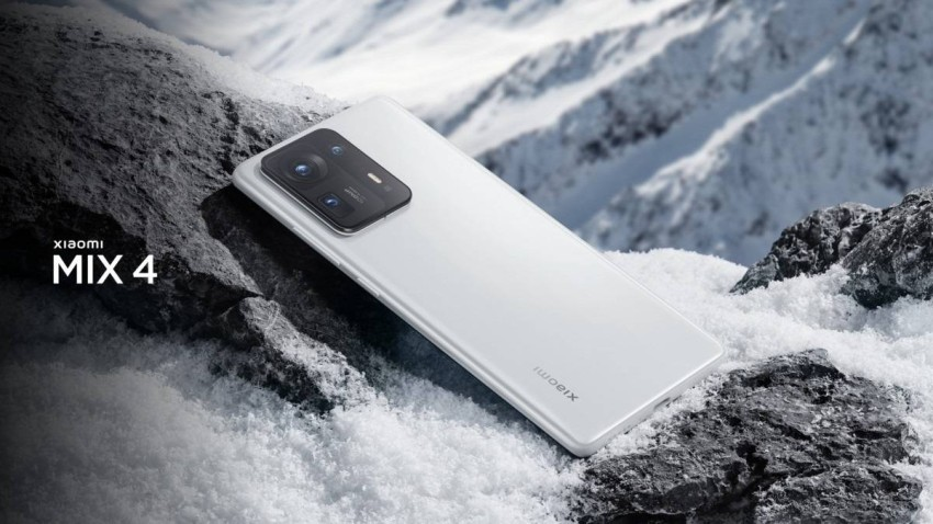 Xiaomi announces the first phone with an under-screen camera, Xiaomi Mix 4 Xiaomi finally announced the long-awaited Xiaomi Mix 4 to succeed the Mi Mix 3 version, and it was announced at the company's event held today, Tuesday, according to the GSM Arena website.