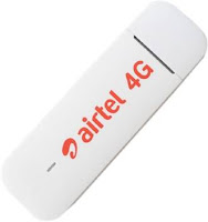 Airtel wireless data card dongle