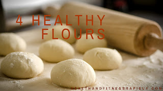 4 healthy flours