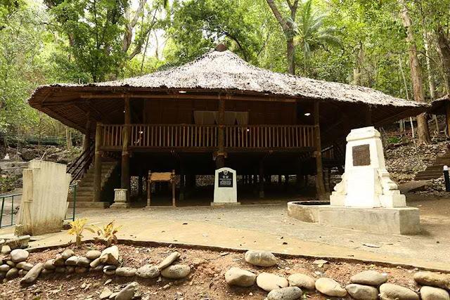 Museo ni Jose Rizal, Dapitan (Rizal Shrine - Dapitan)