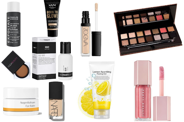 My makeup Wishlist 2020