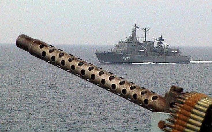 Ιδού η δύναμη του ελληνικού στόλου στο Αιγαίο – Τι δυνάμεις διαθέτουν οι Τούρκοι