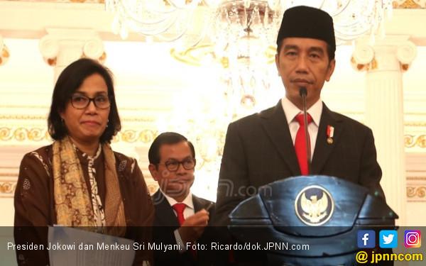 Sri Mulyani Dicoret dari Timses Jokowi