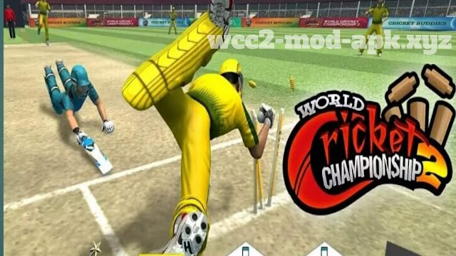 Wcc2 mod apk fully unlocked - world cricket championship 2 mod apk