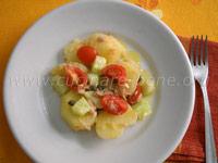 ricette estive:insalata di patate