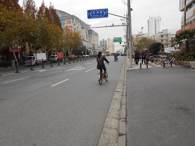 自転車・電動バイク専用路