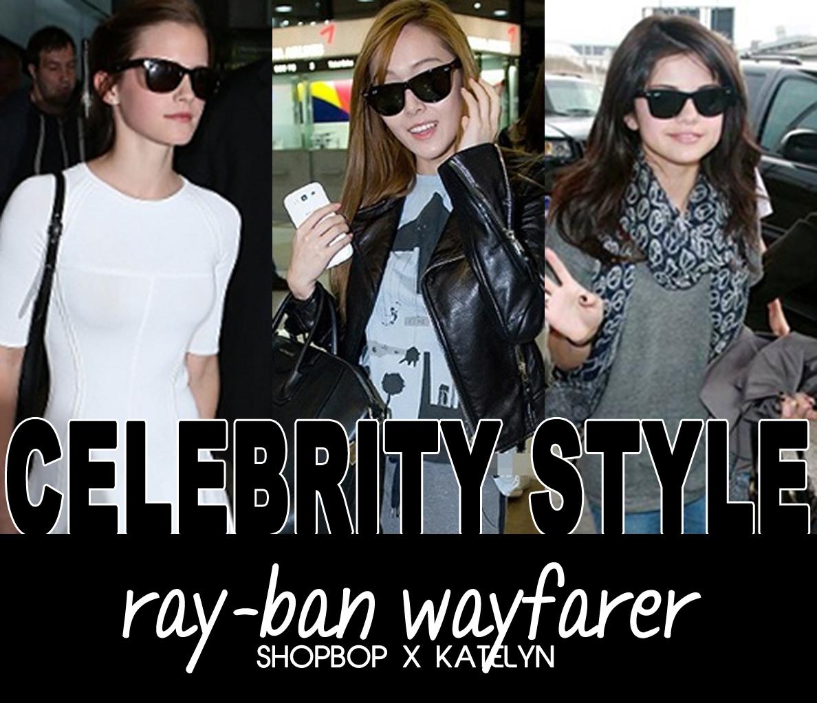 ray ban wayfarer sunglasses singapore  celebrity style: ray ban wayfarer. sunday, 26 october 2014