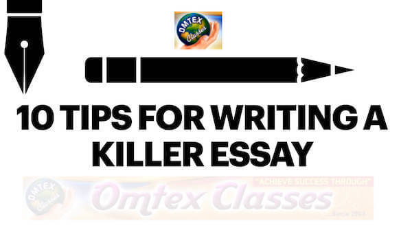 Tips for writing a Essay.