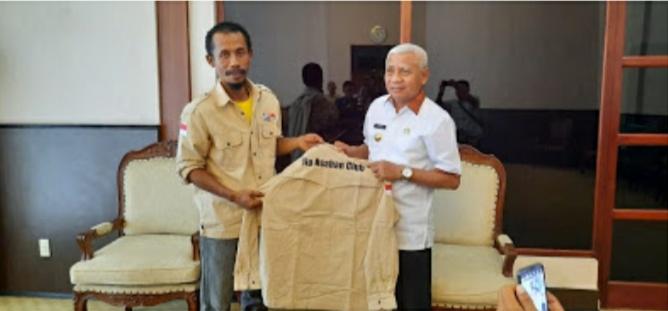 Bupati Asahan H Surya BSc Dukung Event Off Road Jeep Asahan Club