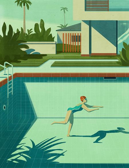 Las ilustraciones Emiliano Ponzi