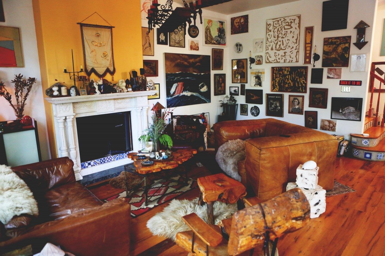 Moon To Moon Revisited The Home Of Erin Wasson