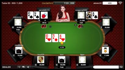 Situs Poker Online Terbaru Games Videopoker