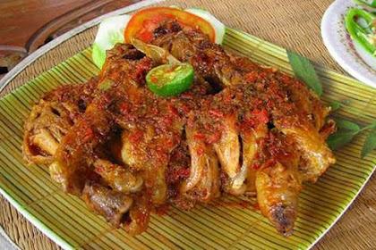 Resep Masakan Tradisional Khas Bali Ayam Betutu