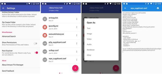Cara Melihat Kata Sandi Wi-Fi di Android 3