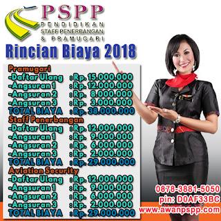 penutupan pendaftaran pspp angkatan juli 2018