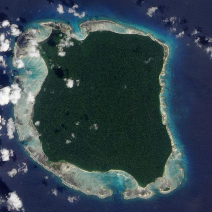 9 'Forbidden' Areas Of The World You've Probably Never Heard Of - North Sentinel Island, India