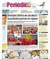 Titulares de la prensa regional y  nacional de este viernes 29 de noviembre