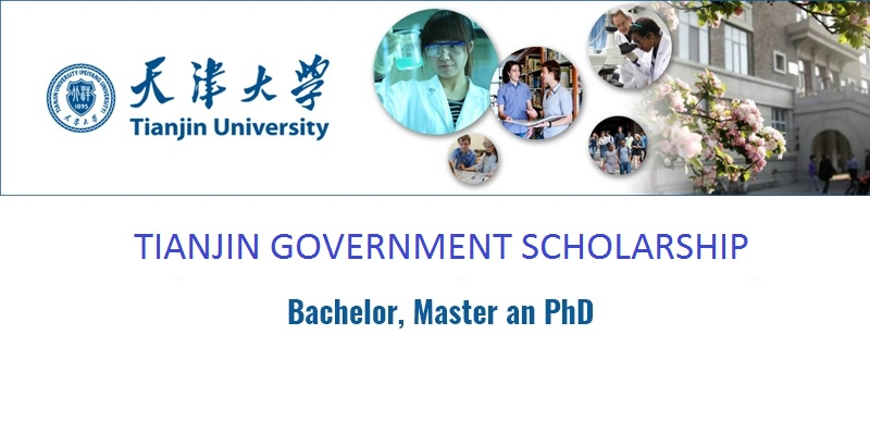 Tianjin Government Scholarship for International Students