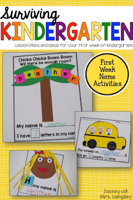 Are you new to kindergarten? Feeling uneasy about the first day? Let me help you make the most of your first few days of kindergarten. This product has everything you need to create a positive classroom environment, introduce rules and procedures, and have tons of fun the first week of kindergarten!
