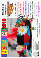 Cúllar Vega - Carnaval 2018 girado