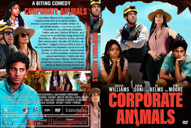 Corporate Animals DVD Cover