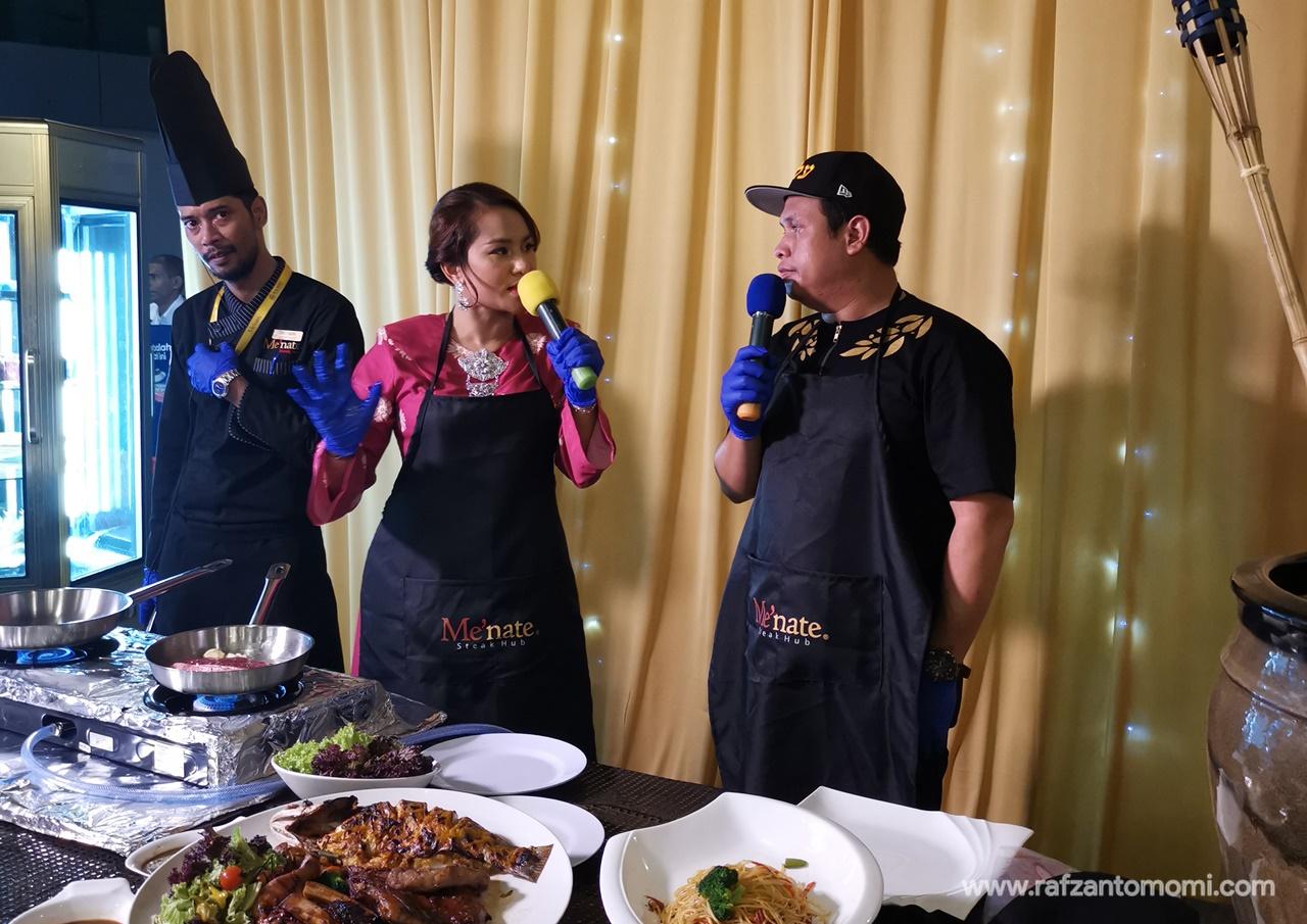 Buffet Ramadan 2019 - Restoran Me'nate Steak Hub, Shah Alam