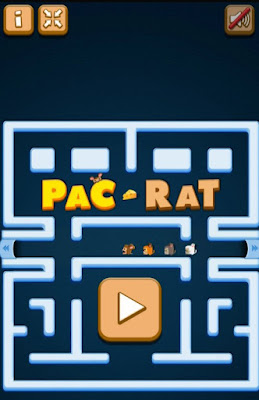 Pac-rat game by Plays