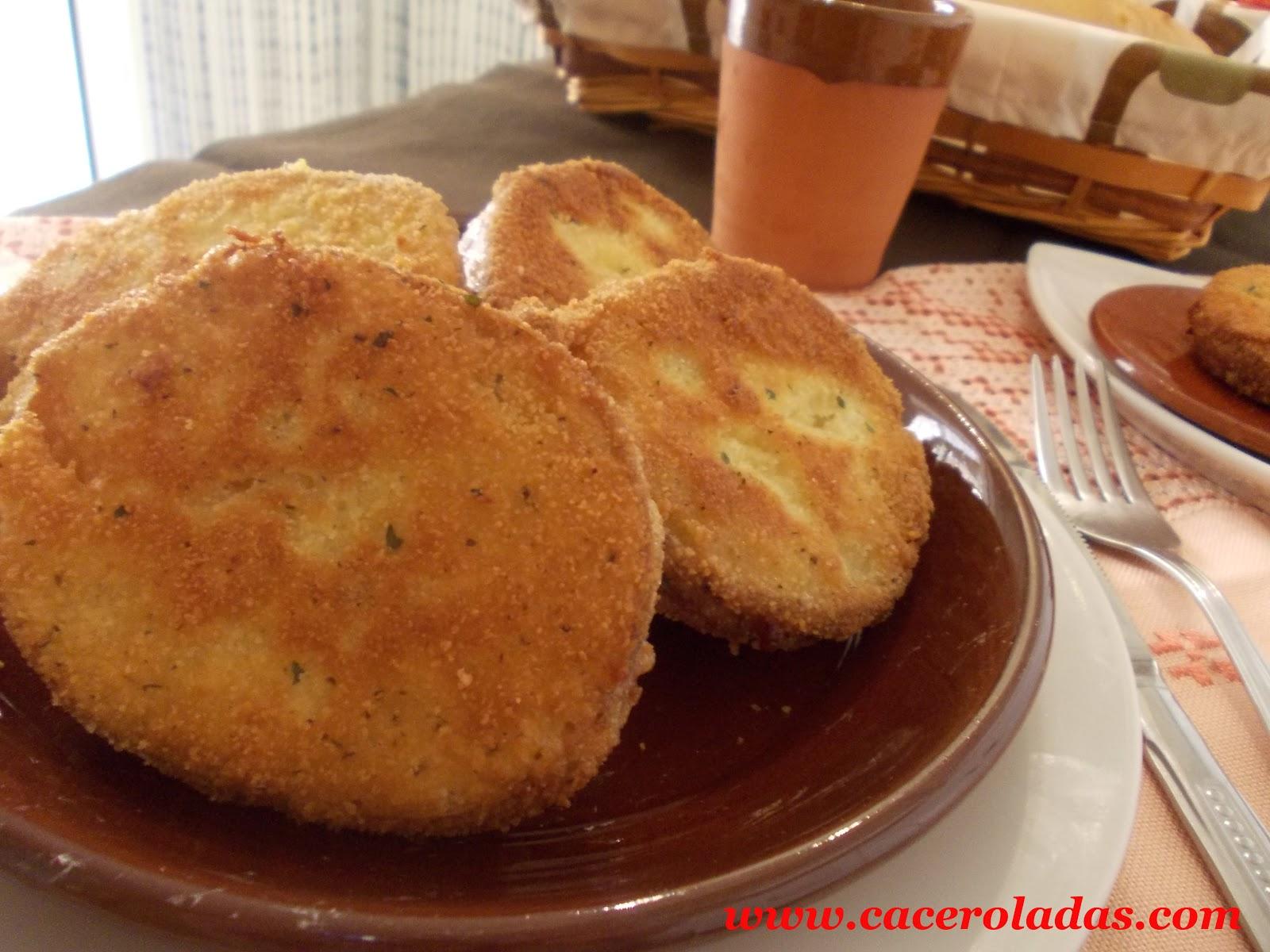 patatas asadas rebozadas