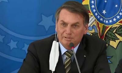 Justiça derruba decisão que obrigava Bolsonaro a usar máscara