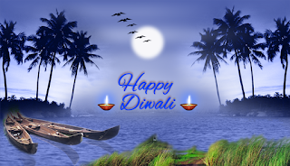 Diwali Festival Greeting Card Images