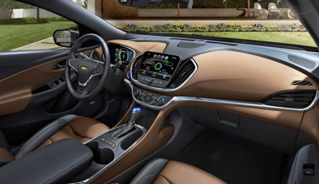 2020 Chevrolet Chevelle SS interior
