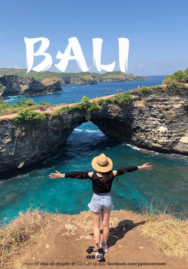 Review cực chi tiết chuyến du lịch tự túc BALI (5 ngày 5 đêm)