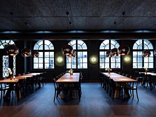 Nhà hàng Union, Thụy Sĩ