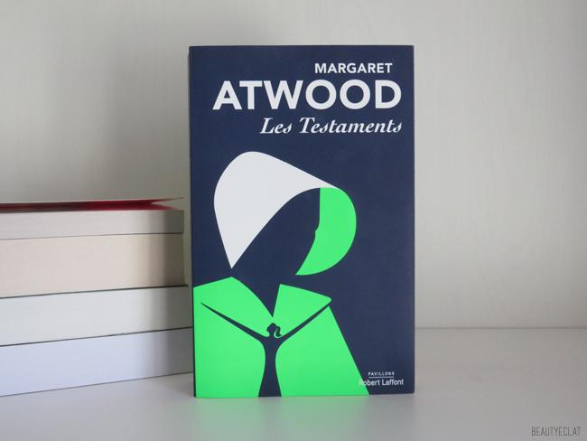 avis lecture les testaments margaret atwood