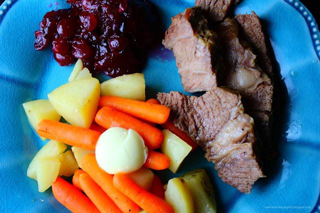 Rosevine Cottage Girls, Recipe, Dinner, Roast, Yummy Food, Beef