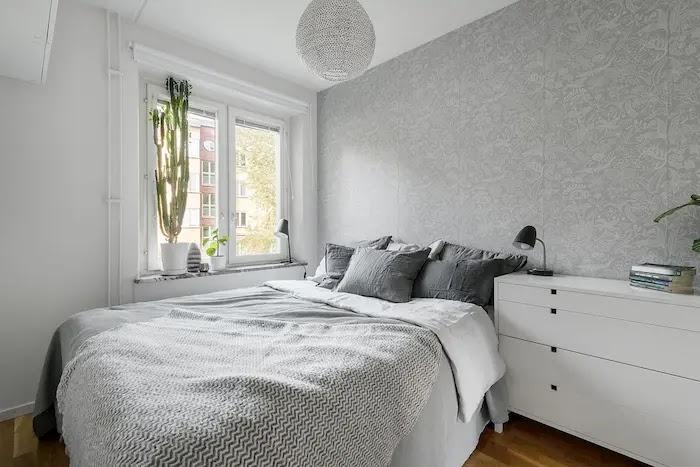 pequeño dormitorio