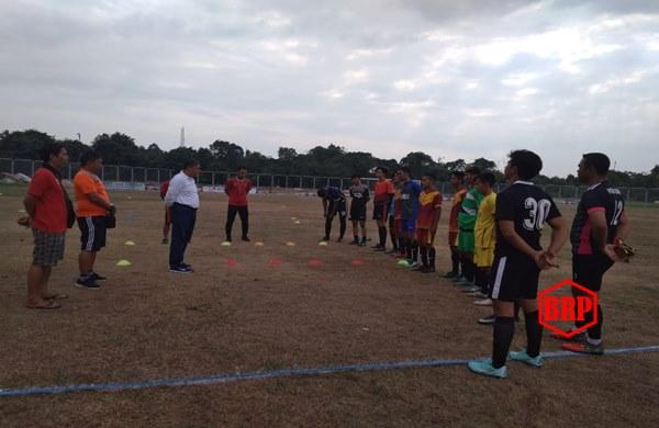 Adhyaksa Pulpis FC Menuju Sepak Bola Profesional