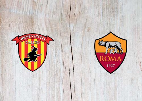 Benevento vs Roma -Highlights 21 February 2021