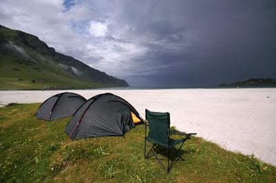 Палатки фирмы Fjord Nansen