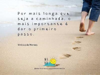 Frases de motivação - Vinicius de Morais