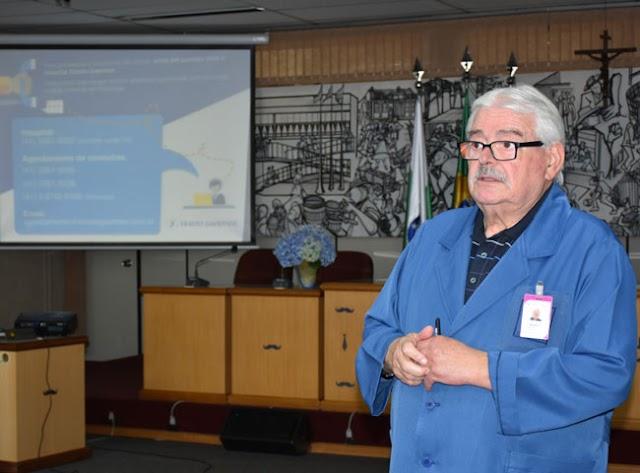 Câmara de Vereadores promove palestra sobre Câncer de Próstata