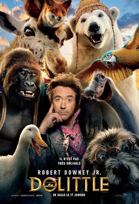Dolittle (2020 ) full movie download