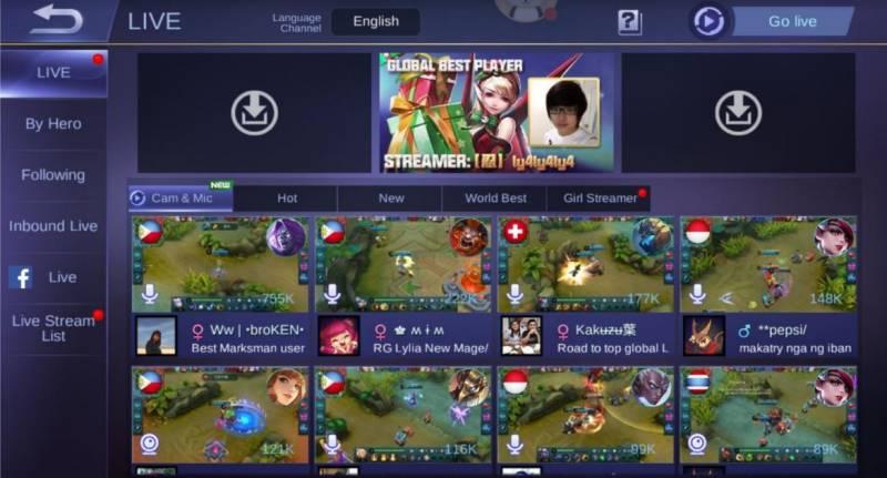 Kabar Baik Untuk Para Streamer, Fitur Terbaru Mobile Legends Segera Hadir 1