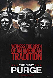 Nonton Film - The First Purge (2018)